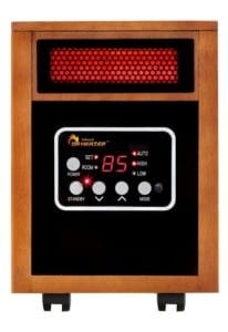 Dr. Infrared portable heater.