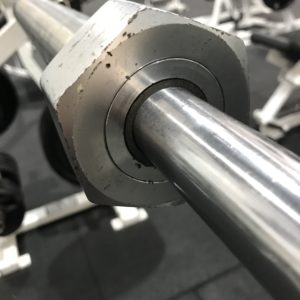 barbell sleeve and bushing