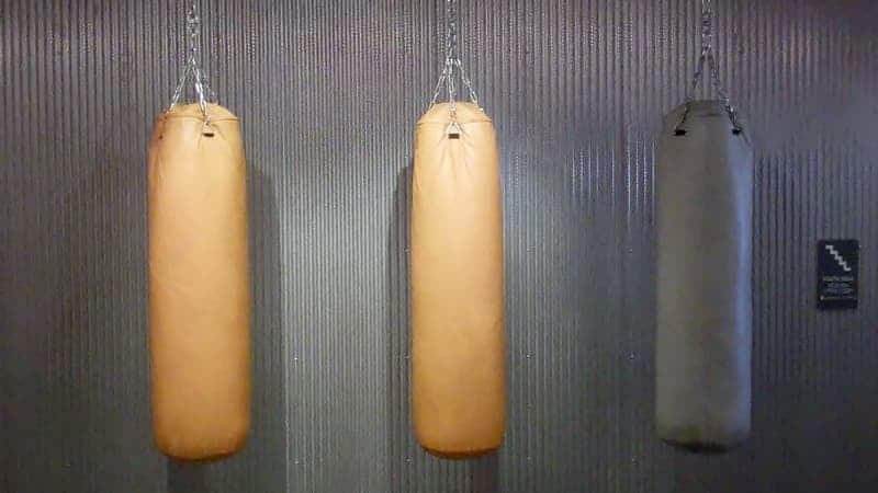How to Hang a Heavy Bag in Your Home Gym