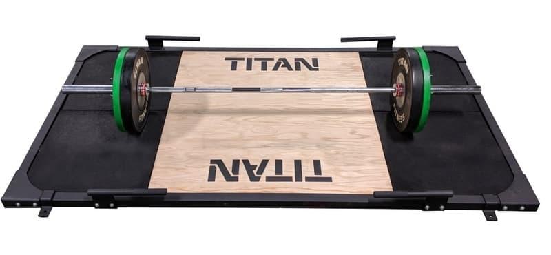 Titan Deadlift Platform