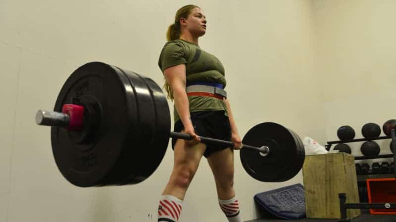 What is Barbell Whip?