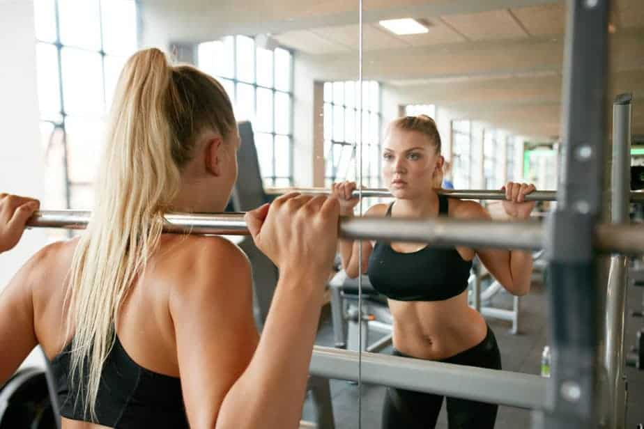 Adding Mirrors To Your Home Gym, Best Size Mirror For Home Gym