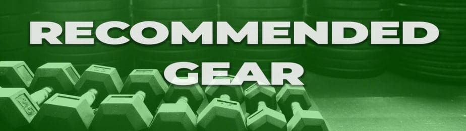 recommended gear icon