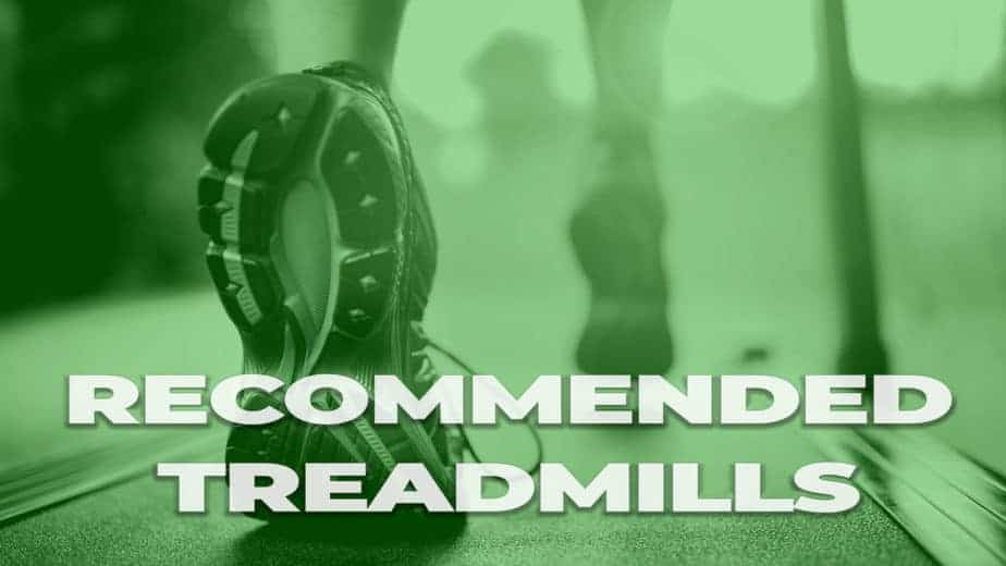 recommended treadmil icon