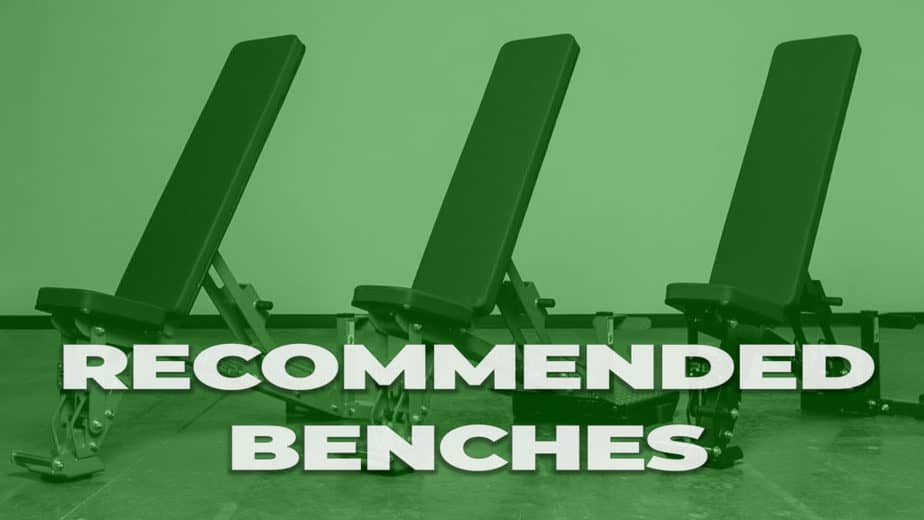 recommended benches icon