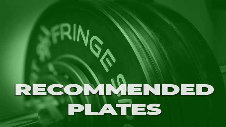 recommended plates icon