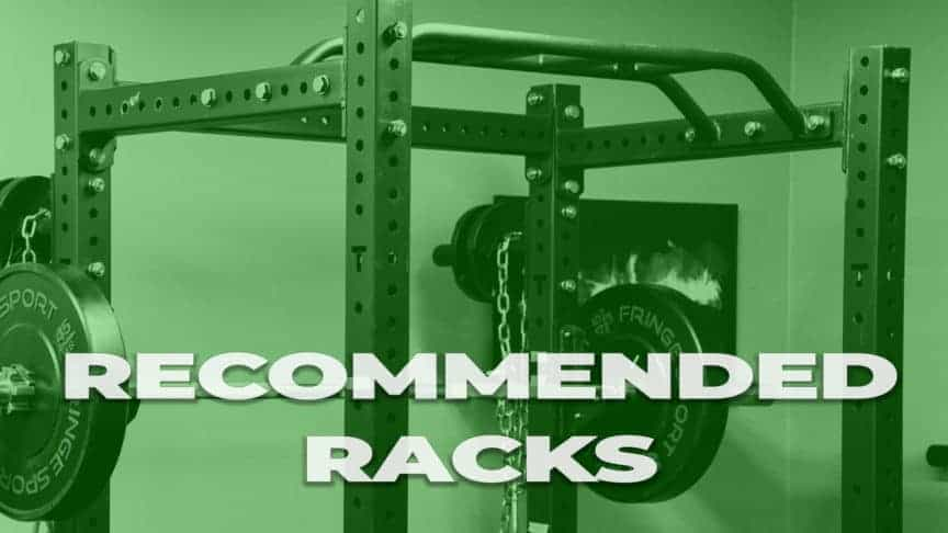 recommended racks icon