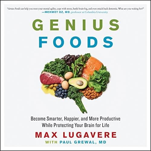 genius foods book cover