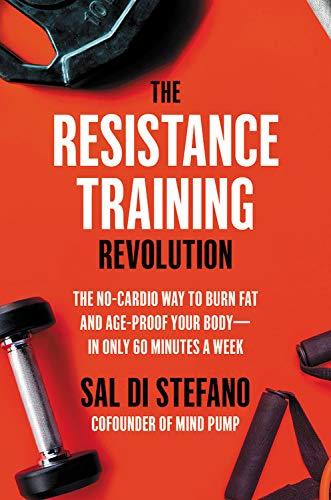 resistance training revolution book cover