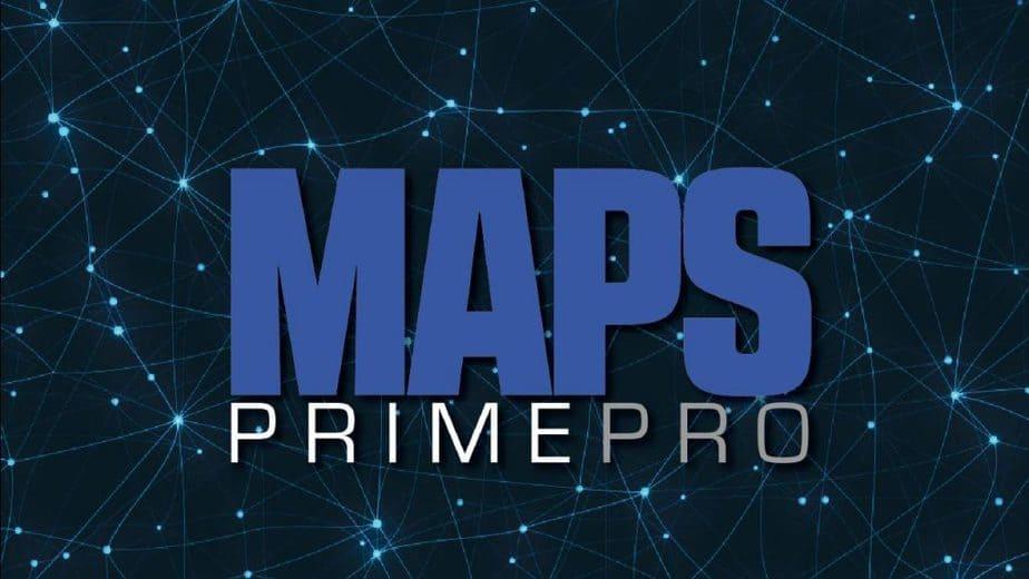 maps prime pro logo