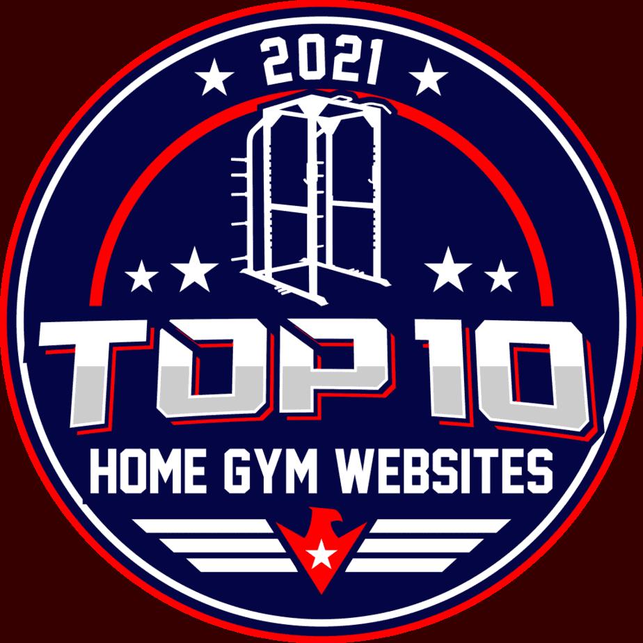 2021 Top 10 Home Gym Websites Award